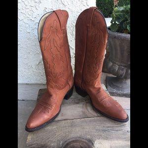 Dan Post Marlboro Cowboy Boots 🐎